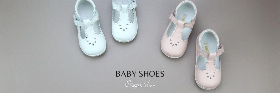 Unbeatable Classic Spring Shoes for Baby
