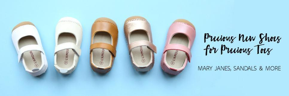 Precious Spring Shoes for Baby and Girls/Boys - Petit Foot