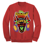 """Dog Pound"" Crewneck Fleece"