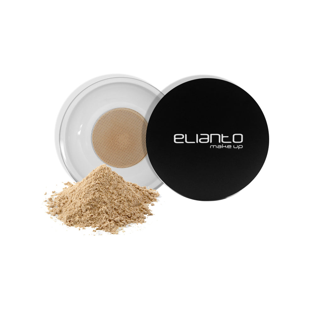 High Definition (HD) Fixing Powder & Loose Powder - Elianto