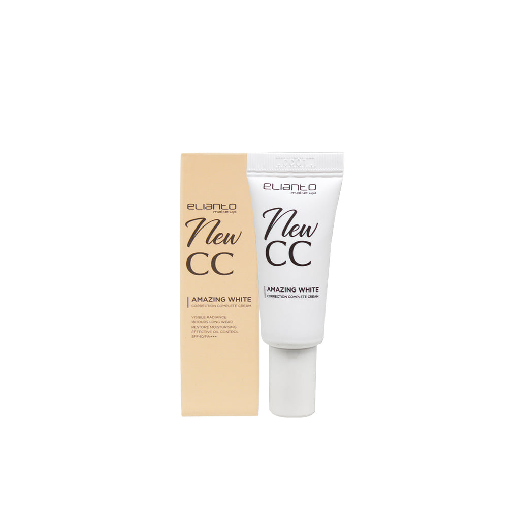 Amazing White Correction Complete Cream CC (Mini) - Elianto