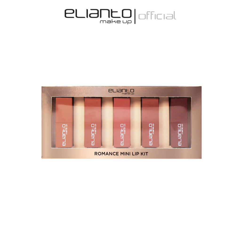 Romance Mini Lip Kit - Elianto