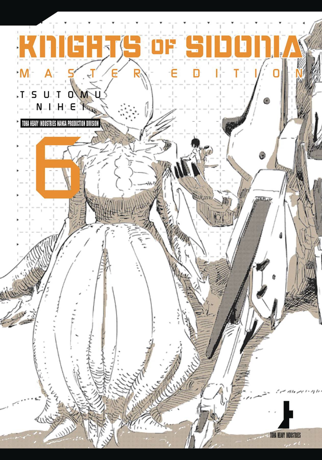 KNIGHTS OF SIDONIA MASTER ED GN VOL 06