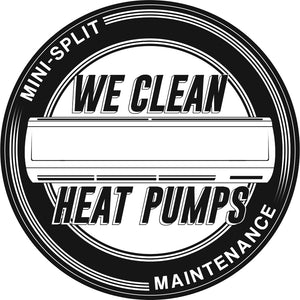 We Clean Heat Pumps