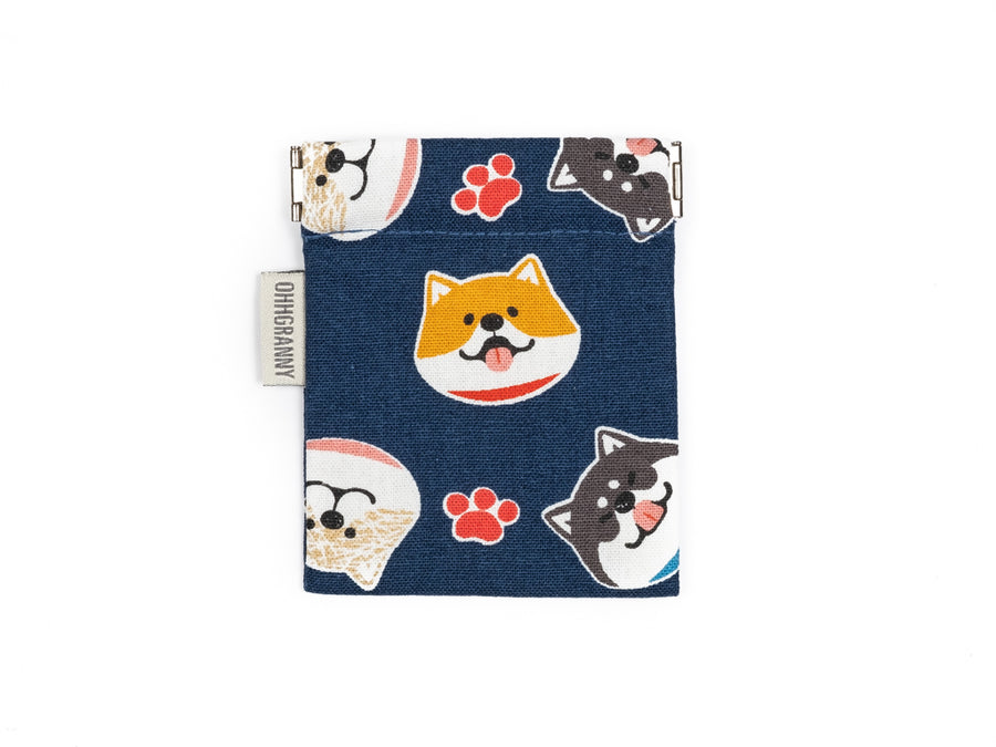 Rolling Inu (Navy)