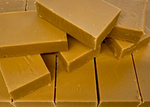 REAL TOFFEE FUDGE /KG CATERER'S SLAB - Ellys Gourmet Confectionery
