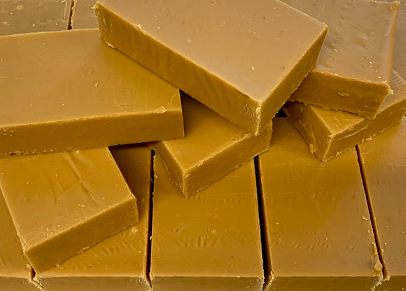 REAL TOFFEE FUDGE /KG CATERER'S SLAB - EllysGourmet