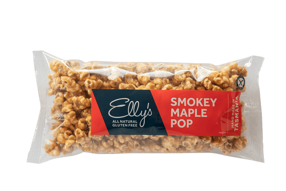 SMOKEY MAPLE POP - Ellys Gourmet Confectionery