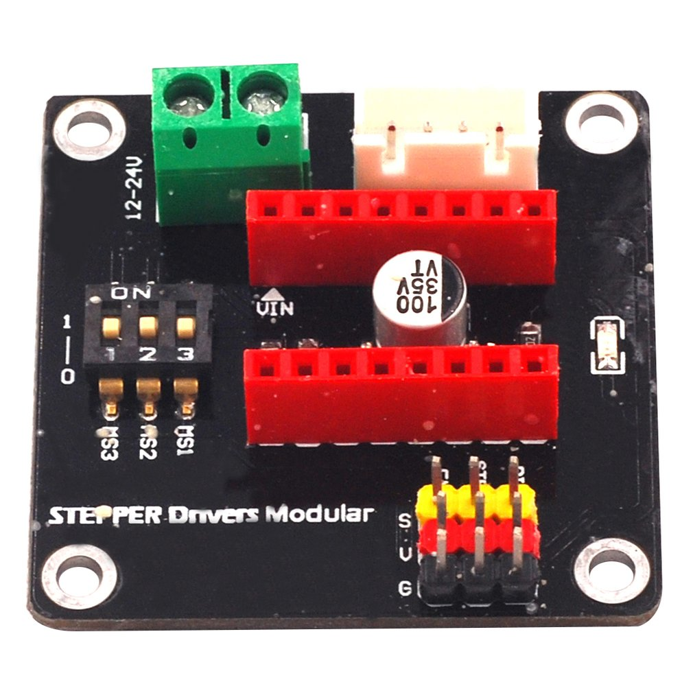42 Stepper Motor Drive Control Board/Extension Board Module Motor Drive Control Board 3D Printer 8825/A4988
