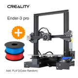 Ender-3 Pro CREALITY 3D Printer DIY Kit Ender-PRO Magic Cmagnet Build Surface 220*220*250MM With Brand Power Supply