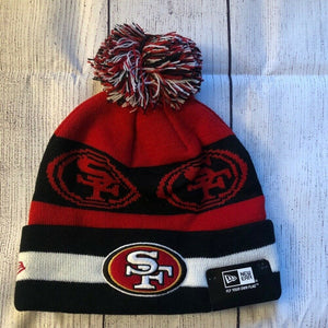 San Francisco 49ers Winter Hat - Pale Ale Boutique