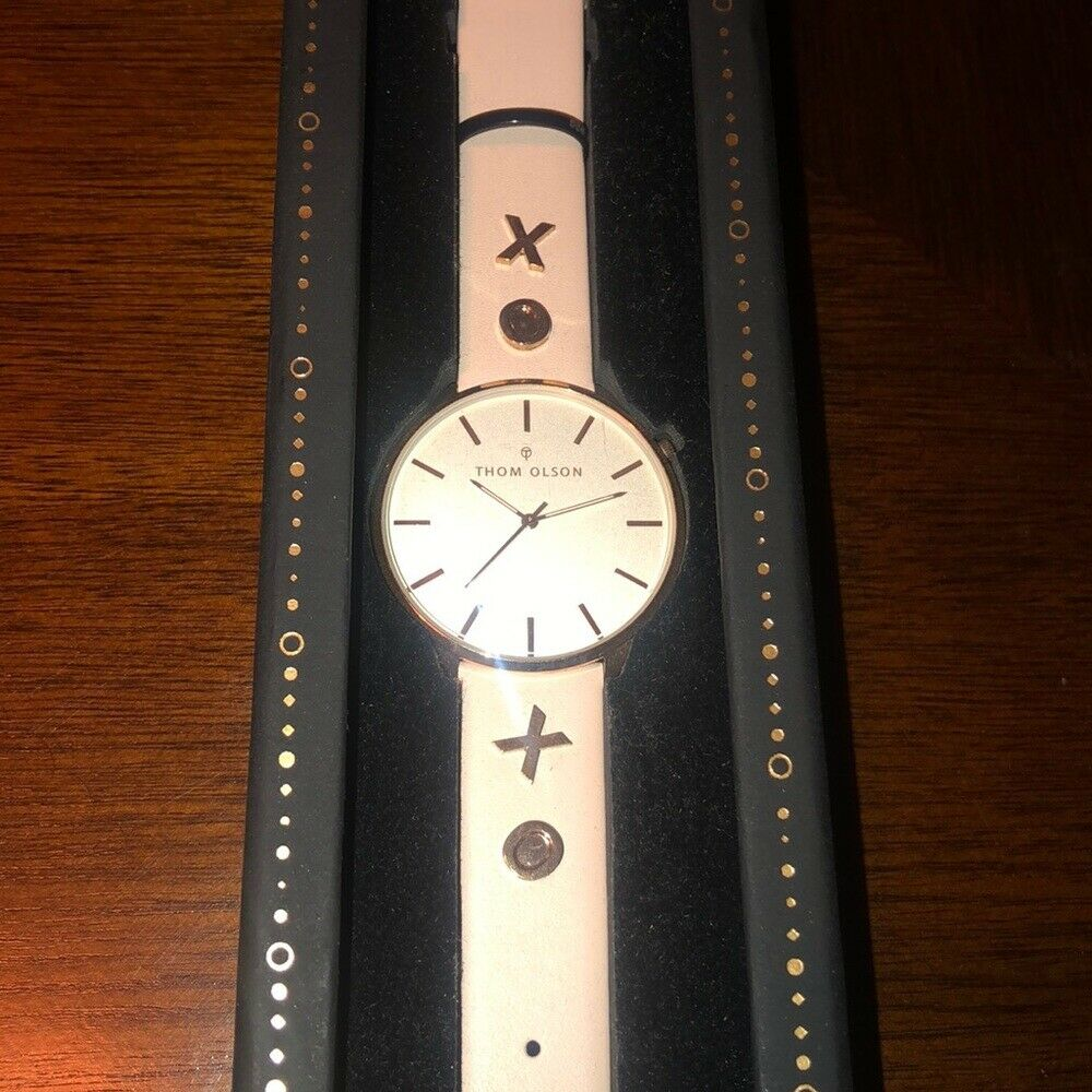 Thom Olson XO Blush Watch - Pale Ale Boutique