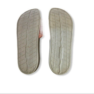 INC International microvelour slide slippers - Pale Ale Boutique