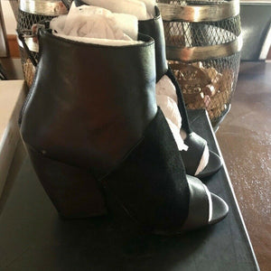 Mia Limited Edition Black Shoe Boot - Pale Ale Boutique