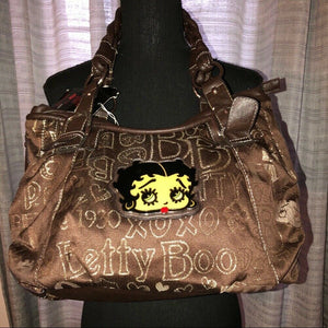 Betty Boop Hobo Bag - Pale Ale Boutique