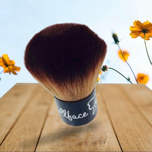 Doll Face Kabuki Brush - Pale Ale Boutique