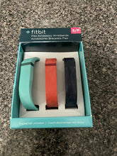 Load image into Gallery viewer, Fitbit Flex Small Wristbands Accessory Bands, Black / Red /Blue, NEW, Open Box - Pale Ale Boutique