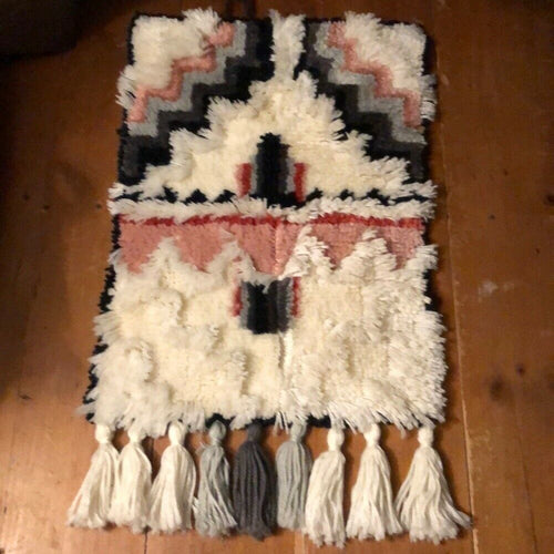 Handmade Southwestern Wall Hanging - Pale Ale Boutique