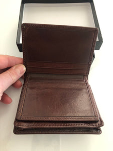 RFID Blocking Credit Card Holder - Mens Wallet - Pale Ale Boutique