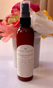 Pink Grapefruit and Mint Sprayable Body Lotion - Pale Ale Boutique