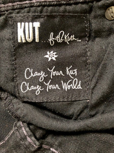 KUT From The Kloth Bootcut Jeans - Pale Ale Boutique