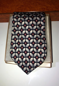 Pierre Cardin 100% Silk Tie - Pale Ale Boutique