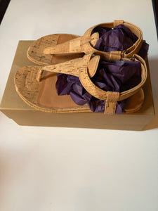 Kenneth Cole Gentle Soul Sandals - Pale Ale Boutique