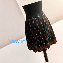 Load image into Gallery viewer, Pleated Owl Skirt - Pale Ale Boutique