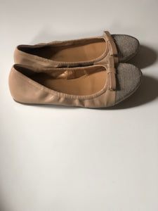 Franco Sarto Ladies Ballet Flats - Pale Ale Boutique