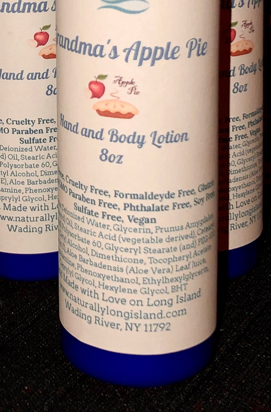 Grandma's Apple Pie Hand and Body Lotion - Pale Ale Boutique