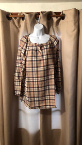 Woman Within Lightweight Flannel - Pale Ale Boutique