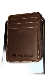 Identity Stringhold RFID Blocking Mini Wallet - Pale Ale Boutique