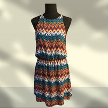 Load image into Gallery viewer, Beautiful Summer Geometric Dress - Pale Ale Boutique