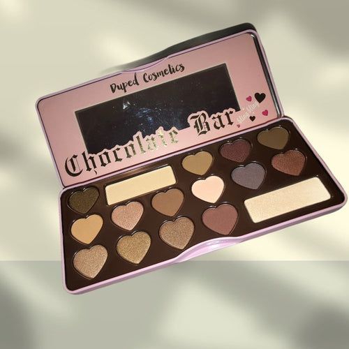 Chocolate Bar 14 Eyeshadows Palette - Pale Ale Boutique