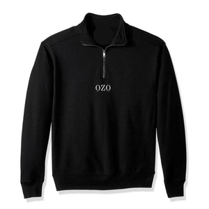 Winter Quarter Zip Jumper.