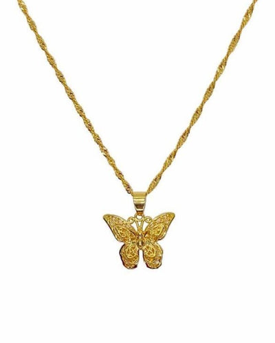 Butterfly Effect - Necklace