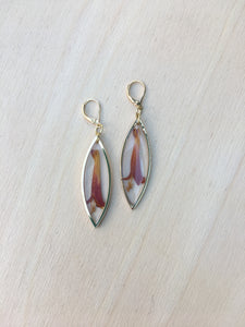 Honeysuckle Marquise Earrings