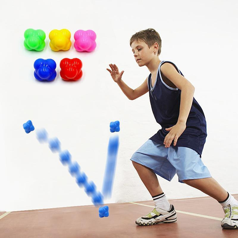 Rebound Hexagonal Ball Game