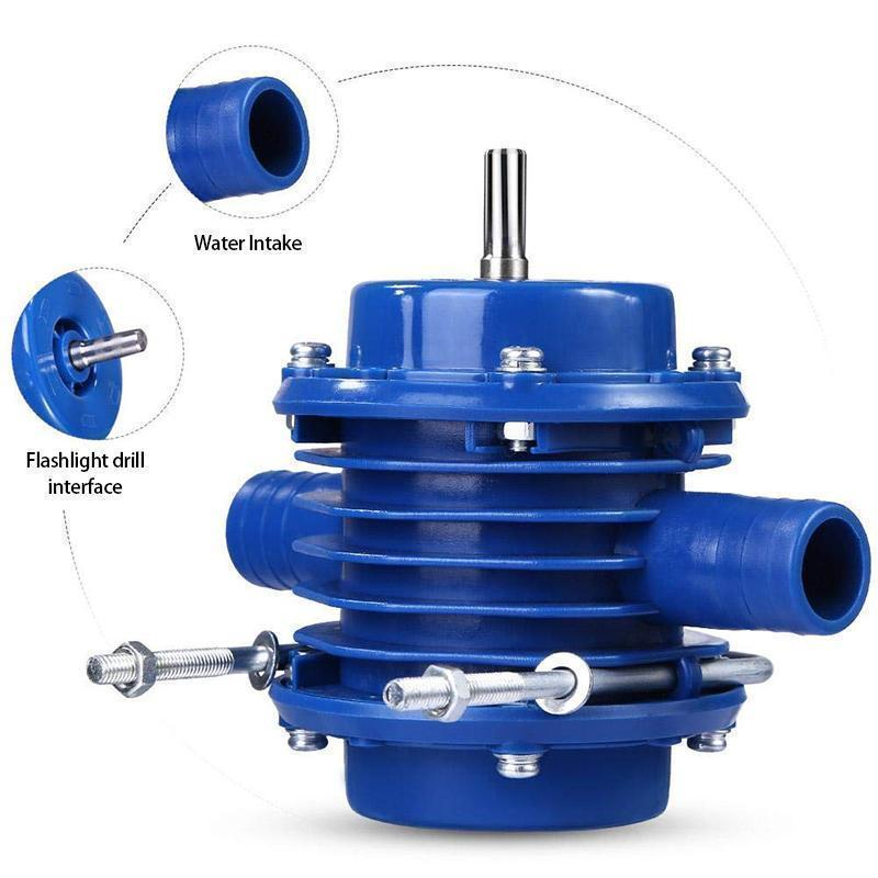 Household Micro Self-priming Pump