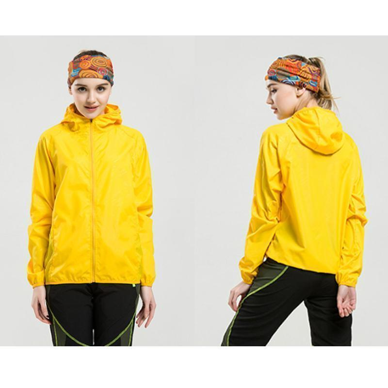Lightweight Waterproof Windbreaker