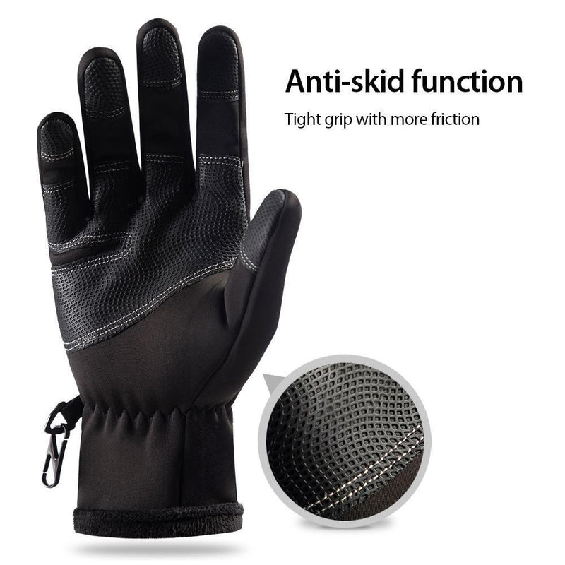Warm Waterproof Touch Screen Gloves