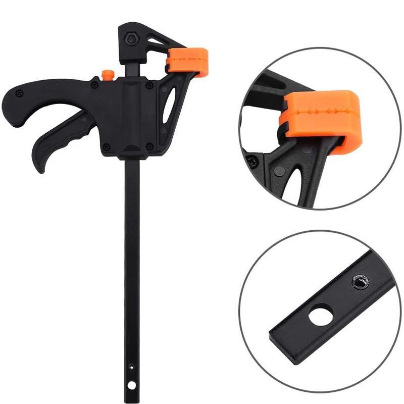 Heavy Duty F Clamp for Woodworking