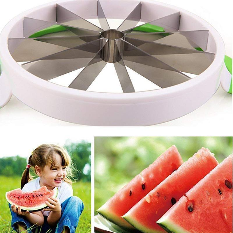 Multifunctional Handheld Round Divider Watermelon Cutter