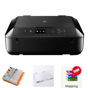 Edible ink printer for cake Digital cake printer food cake machine for Canon 5660 with wifi For canon 560 cartridge
