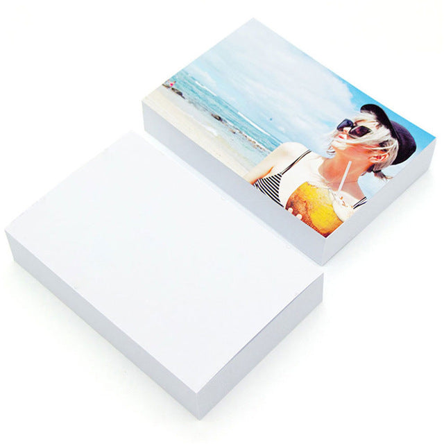 A4 Photo Paper Glossy Printer Photographic Paper High-gloss paper for Inkjet Printer Office Supplies