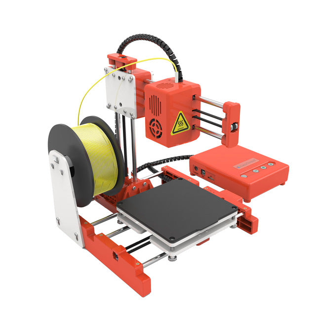 Easythreed X1 mini Portable Kids 3D Printer Children Eductaion Gift Entry Level Toy  Personal Students 3d DIY Printers