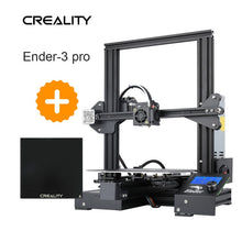 Load image into Gallery viewer, Newest Upgrade Ender-3 Pro CREALITY 3D Printer Kit With Cmagnetic Bulid Sticker Resume Print Power Off Brand Power Supply