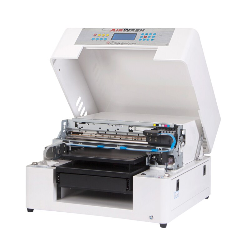 DTG Digital Printer T Shirt Printing Machine for Office Color Printer