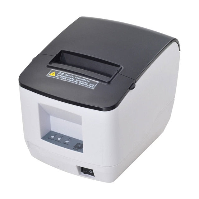 USB  80mm  auto cutter thermal receipt printer POS printer for Supermarkets, personal offices