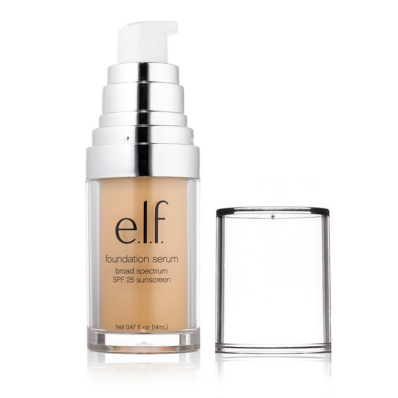 Beautifully Bare Foundation Serum